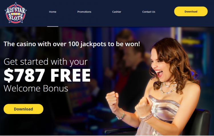 All Star Slots review on Big Bonus Slots