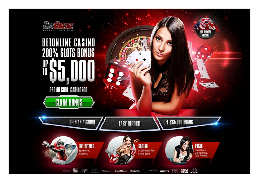 BetOnline Casino Review – Play Online Slots at BetOnline