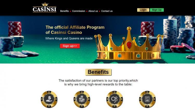 Casinsi review on Big Bonus Slots