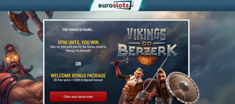 Euro Slots review on Big Bonus Slots