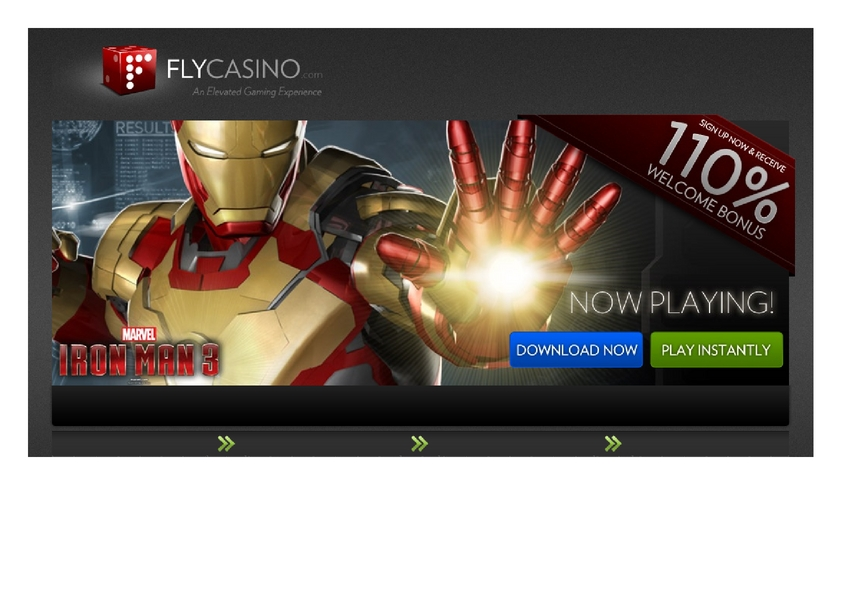Fly Casino review on Big Bonus Slots