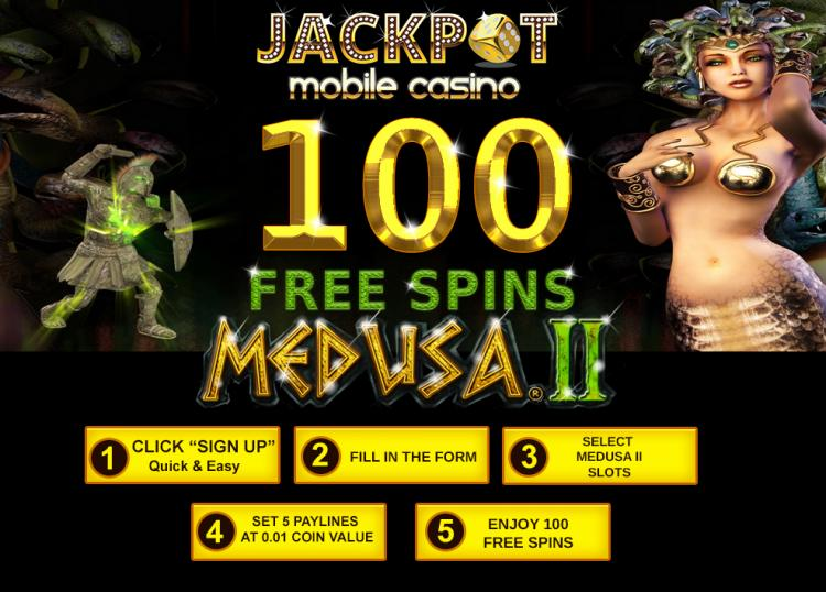 Jackpot Mobile review on Big Bonus Slots
