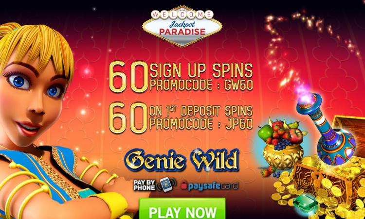 Jackpot Paradise review on Big Bonus Slots