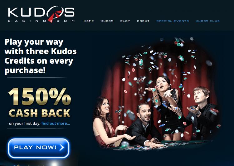 Kudos review on Big Bonus Slots