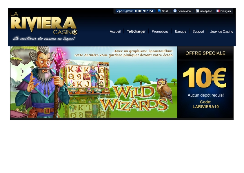 La Riviera review on Big Bonus Slots