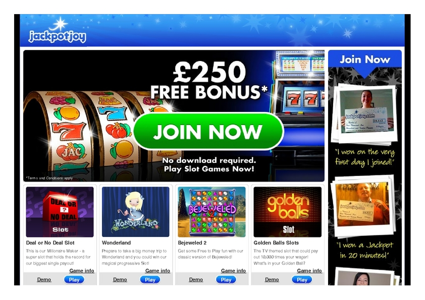 My Bet review on Big Bonus Slots