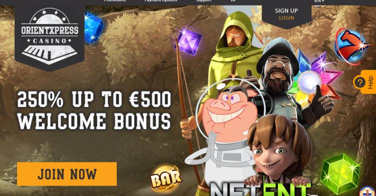 Orientxpress review on Big Bonus Slots