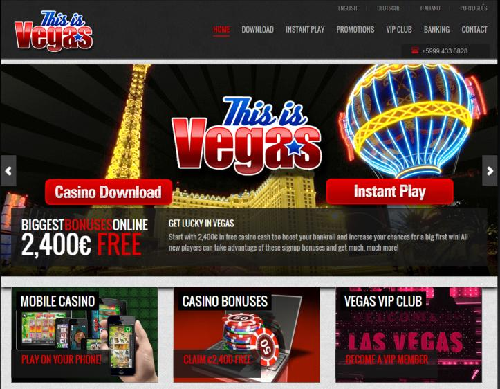 This Is Vegas review on Big Bonus Slots