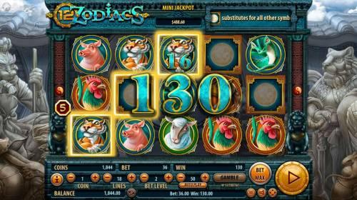 12 Zodiacs review on Big Bonus Slots