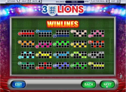 3 Lions review on Big Bonus Slots