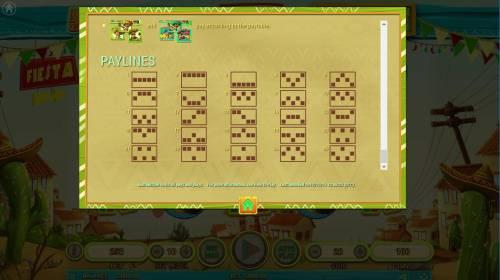 5 Mariachis review on Big Bonus Slots