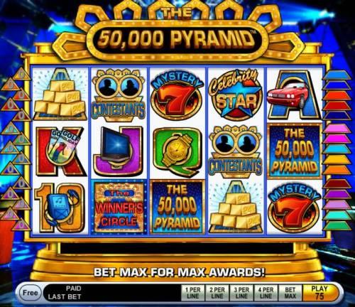 50,000 Pyramid review on Big Bonus Slots