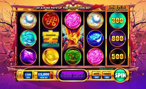 8 Treasures 1 Queen review on Big Bonus Slots