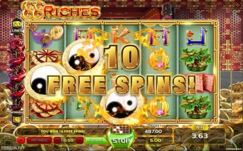 88 Riches review on Big Bonus Slots