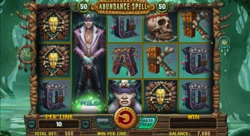 Abundance Spell review on Big Bonus Slots