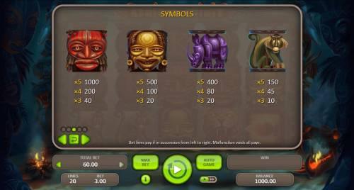 African Spirit review on Big Bonus Slots