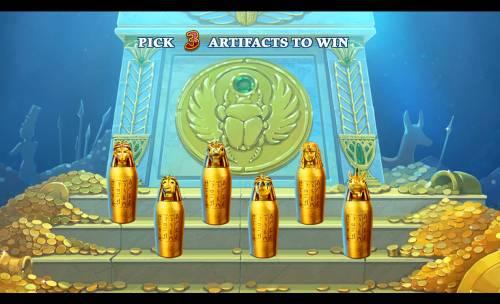 Age of Egypt review on Big Bonus Slots