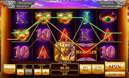 Age of the Gods Prince of Olympus review on Big Bonus Slots