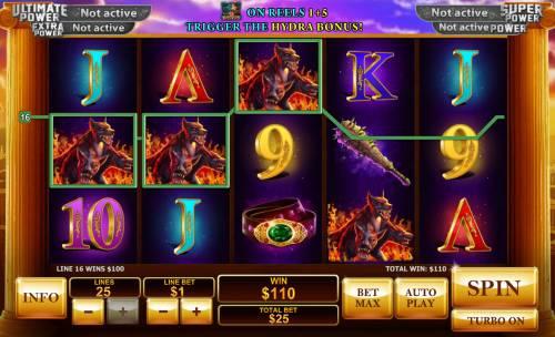 Age of Gods Prince of Olympus review on Big Bonus Slots