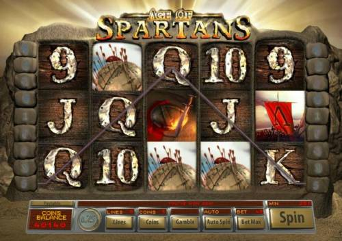 Age Of Spartans review on Big Bonus Slots