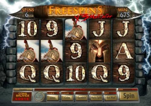 Age Of Spartans review on Big Bonus Slots