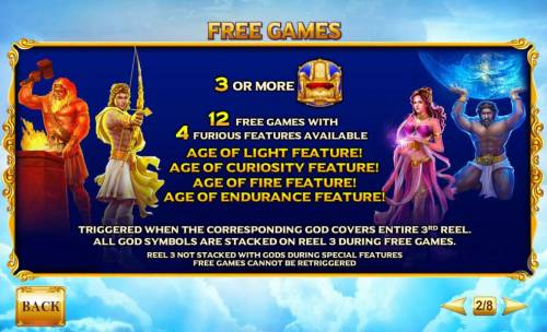Age of the Gods Furious 4 review on Big Bonus Slots