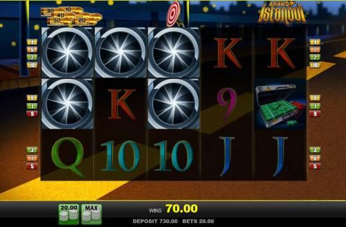 Agent Istanbul Big Bonus Slots Multiple winning paylines