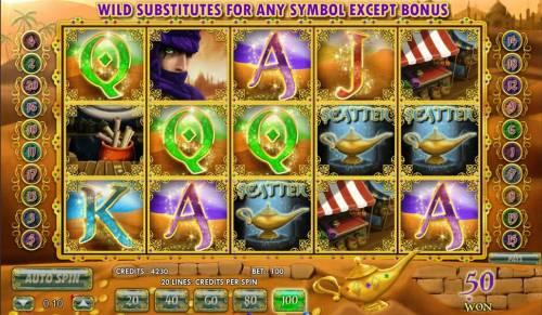 Aladdin's Legacy review on Big Bonus Slots