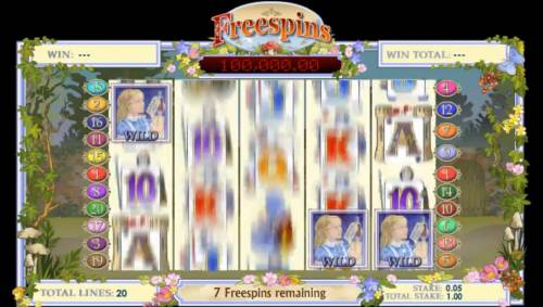 Alice's Wonderland review on Big Bonus Slots