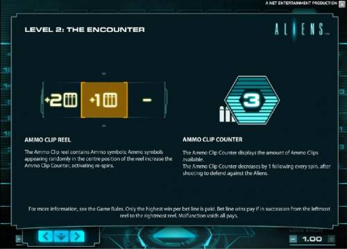 Aliens review on Big Bonus Slots