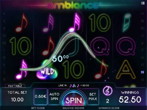 Ambiance review on Big Bonus Slots