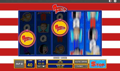 American Dad review on Big Bonus Slots