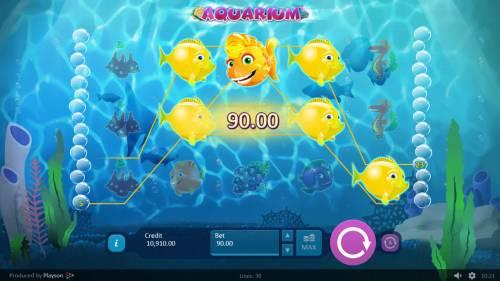 Aquarium review on Big Bonus Slots