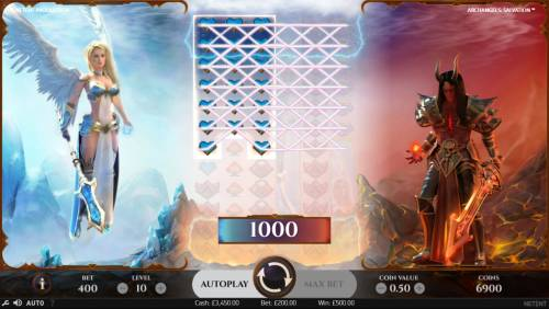 Archangels Salvation review on Big Bonus Slots