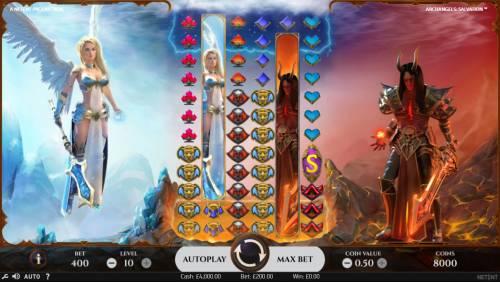 Archangels Salvation review on Big Bonus Slots