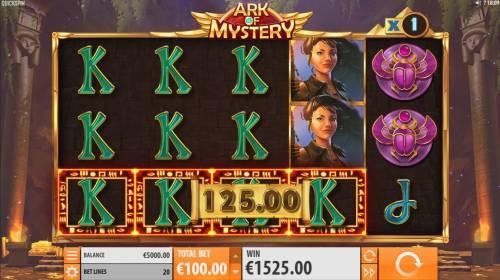 Ark of Mystery review on Big Bonus Slots