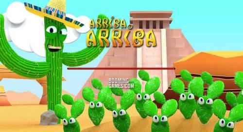 Arriba Arriba review on Big Bonus Slots