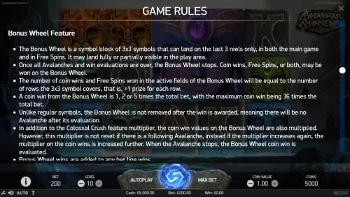Asgardian Stones review on Big Bonus Slots