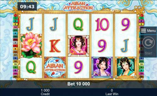Asian Attraction review on Big Bonus Slots