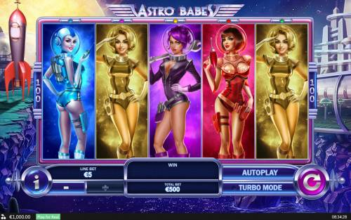 Astro babes review on Big Bonus Slots