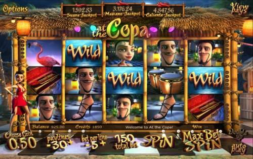 At The Copa review on Big Bonus Slots