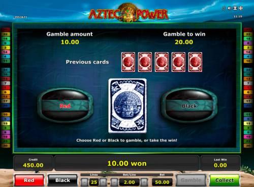 Aztec Power review on Big Bonus Slots
