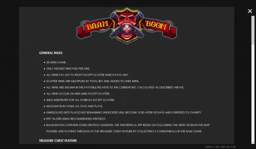 Baam Boom review on Big Bonus Slots
