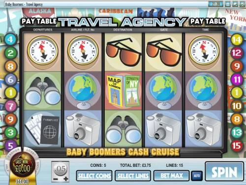 Baby Boomers Cash Cruise review on Big Bonus Slots