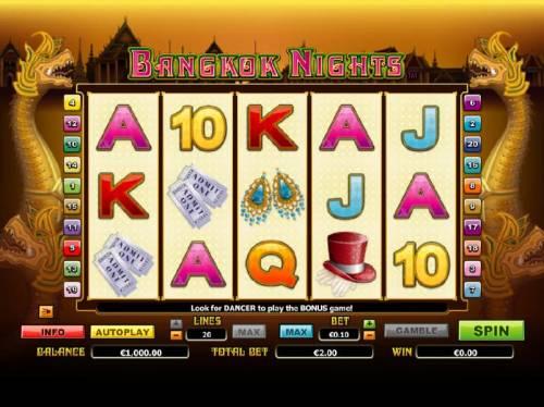Bangkok Nights review on Big Bonus Slots