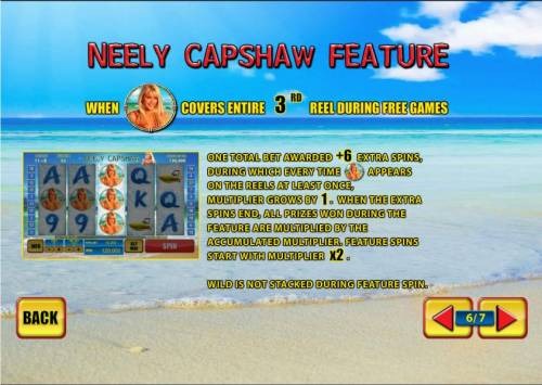 Baywatch review on Big Bonus Slots