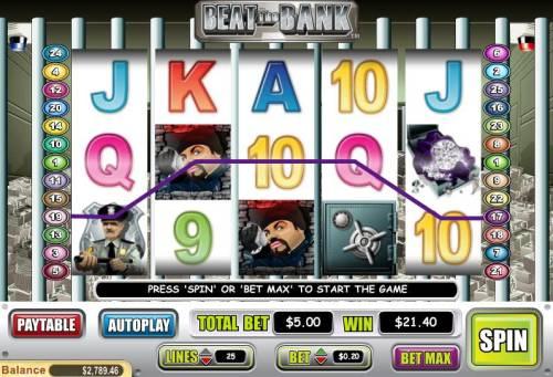Beat the Bank Big Bonus Slots