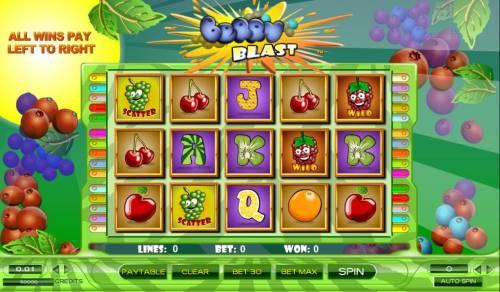 Berry Blast review on Big Bonus Slots