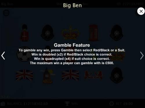 Big Ben review on Big Bonus Slots