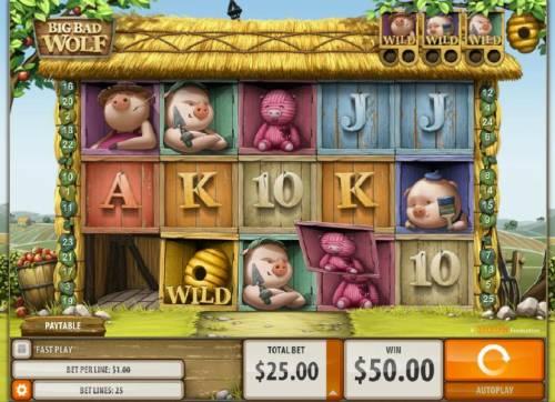 Big Bad Wolf review on Big Bonus Slots